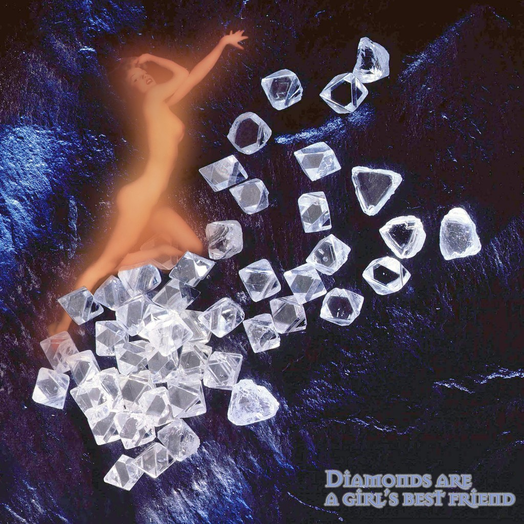 diamonds are a girl's best friend