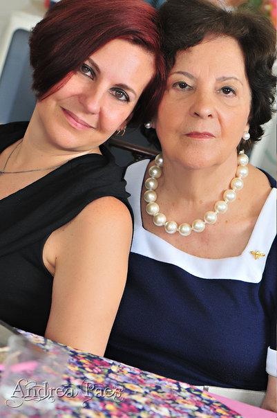 Eu e Mamis